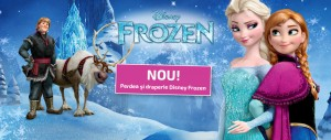 Noutăţi Disney Frozen! Aventura continuă în Regatul de gheaţă!