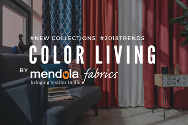 Color Living by Mendola Fabrics