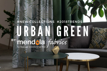 Urban Green by Mendola Fabrics