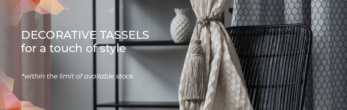 Decorative Tassels on Sales