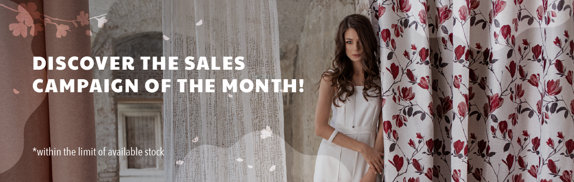 Sales Campaign of the month