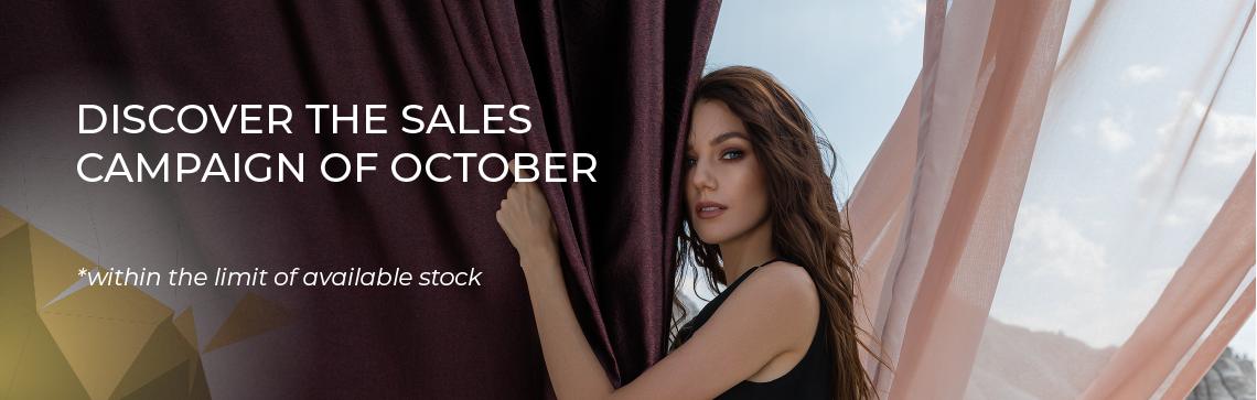 October Sales Campagin