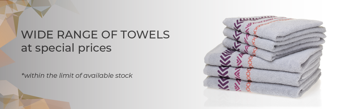 Towels on Sales