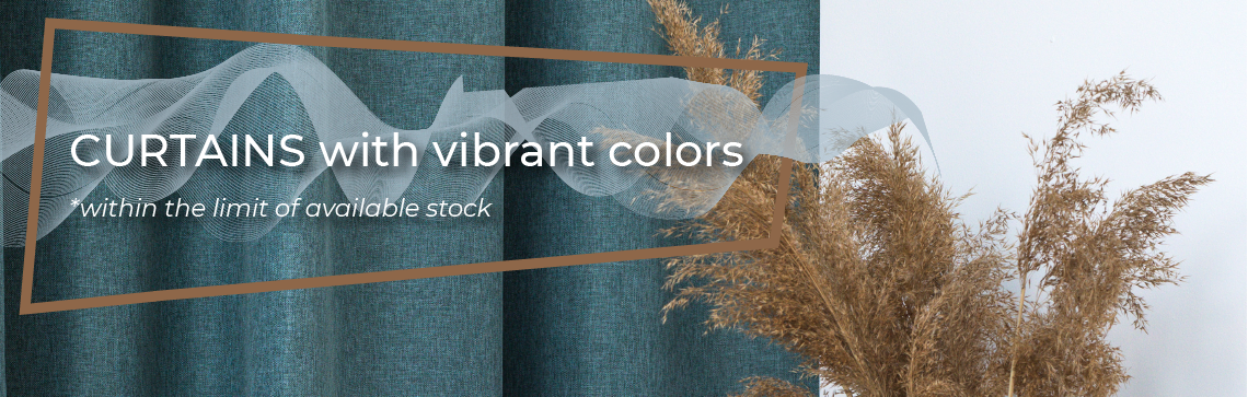 July's Promotions - Curtains