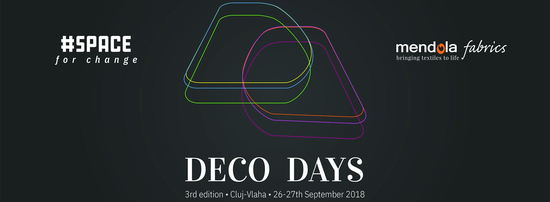 Deco Days 2018