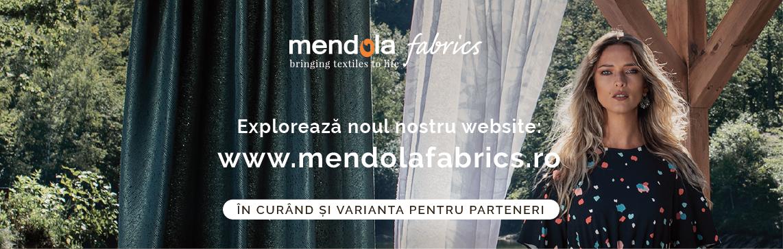 Noua experienta Mendola Fabrics