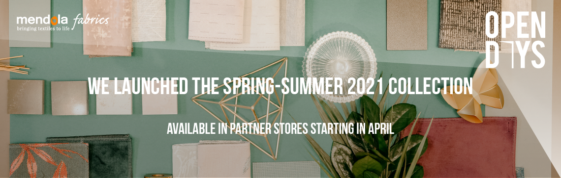 Discover the Spring/Summer Colection 2021