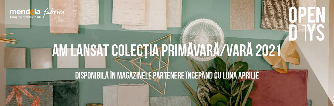 Noua Colectie Primavara/Vara 2021